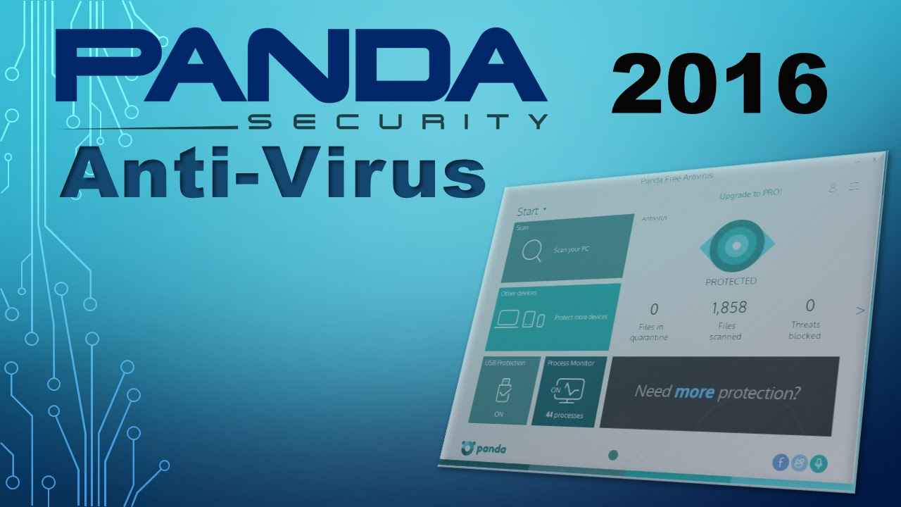 Panda Free Anti-Virus 2016 Review (Prevention)