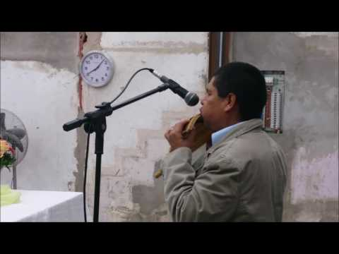 Indigenous Instrument playing GOSPEL at our Church in Brazil (Indigenous people of Brazil Music)