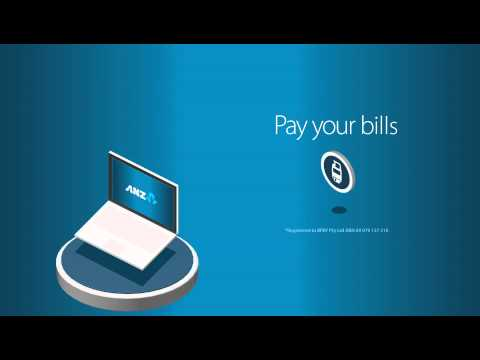 Features of ANZ Internet Banking