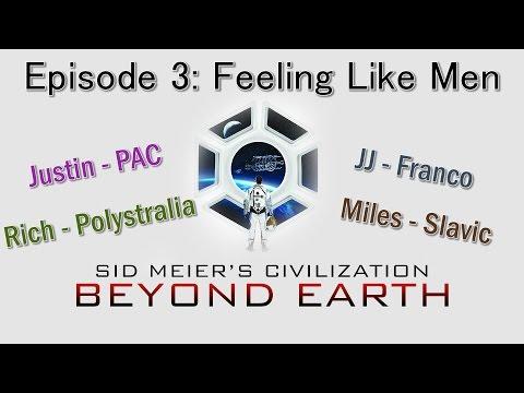Civilization Beyond Earth Multiplayer - S6: Epi 3: Feeling Like Men