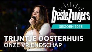 Beste Zangers gemist: Trijntje Oosterhuis zingt 'Onze vriendschap'