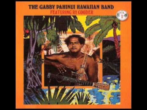 The Gabby Pahinui Hawaiian Band - Blue Hawaiian Moonlight (feat. Ry Cooder)