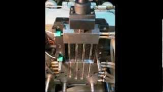 Дюбель забивной распорный - видео работы пресс-формы(Компания Бджилка предлагает проектирование и изготовление пресс-форм для термодюбелей и дюбелей распорны..., 2014-02-03T12:39:21.000Z)