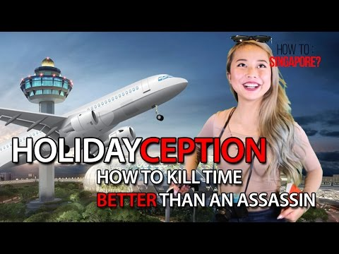 Holidayception - How to: Singapore? Ep 7