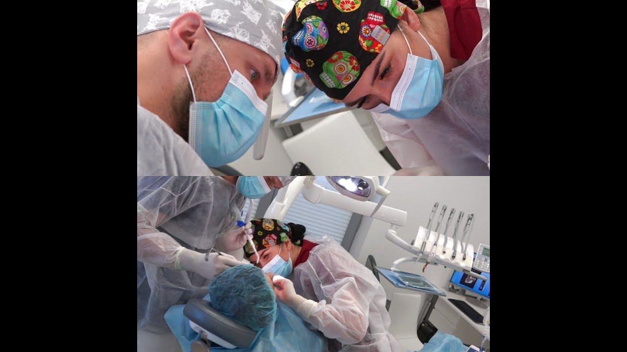 Practiculum Implantologii Sezon XB sesja 4 zabieg 2