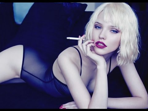 Super Model SASHA LUSS by Fashion Channel
