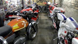 Наш мото-музей. Коллекция мотоциклов