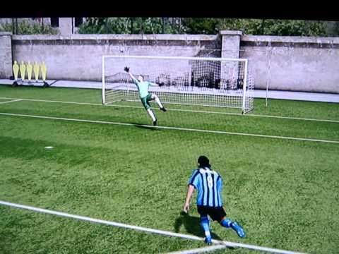 Fifa 09 Arena Goals
