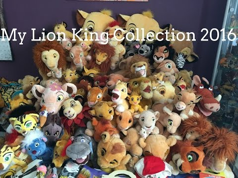 My Lion King Collection 2016