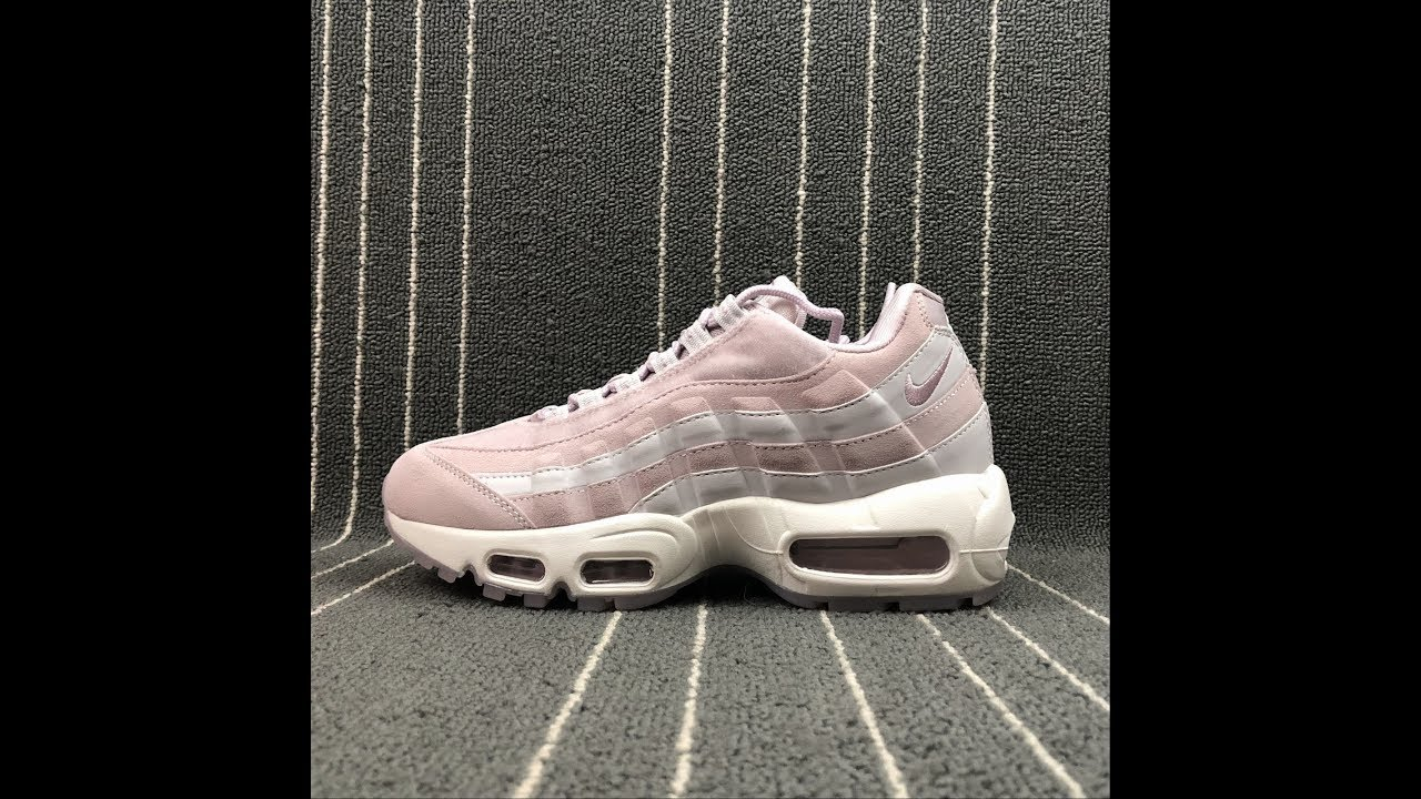 30269ebdc0ac Nike Air Max 95 LX Retro Running Shoes AA1103-600 Size 36 36.5 37.5 38 38.5  39 FROM Robert