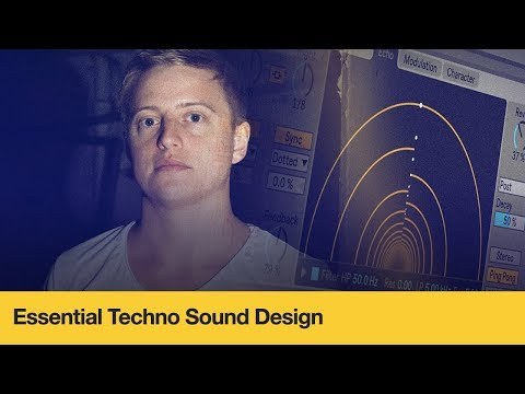 Essential Techno Sound Design by Paul Maddox - Course Trailer