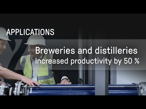 SEEPEX at Irish Distillers
