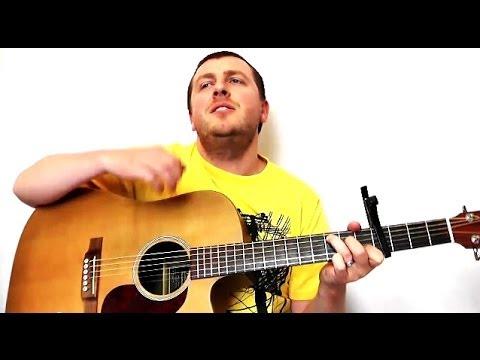 Dakota - (Acoustic Version) - Guitar Lesson - Stereophonics