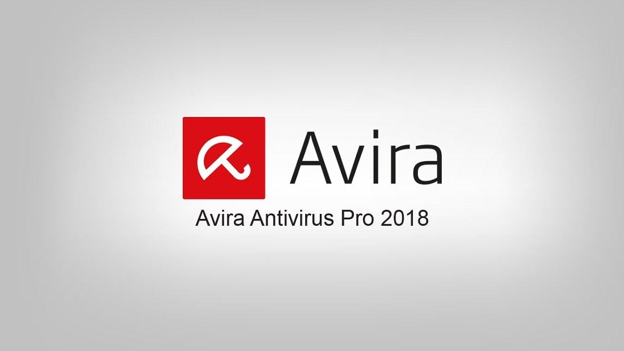 Avira Free Antivirus 2018