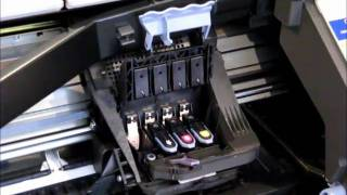 hp designjet 500 repair how to replace the printhead on your printer c4810a c4811a c4812a c4813a