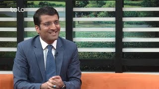بامداد خوش - متن زندگی - صحبت های استاد شرف الدین عظیمی در مورد مسایل زبانی و نژادی