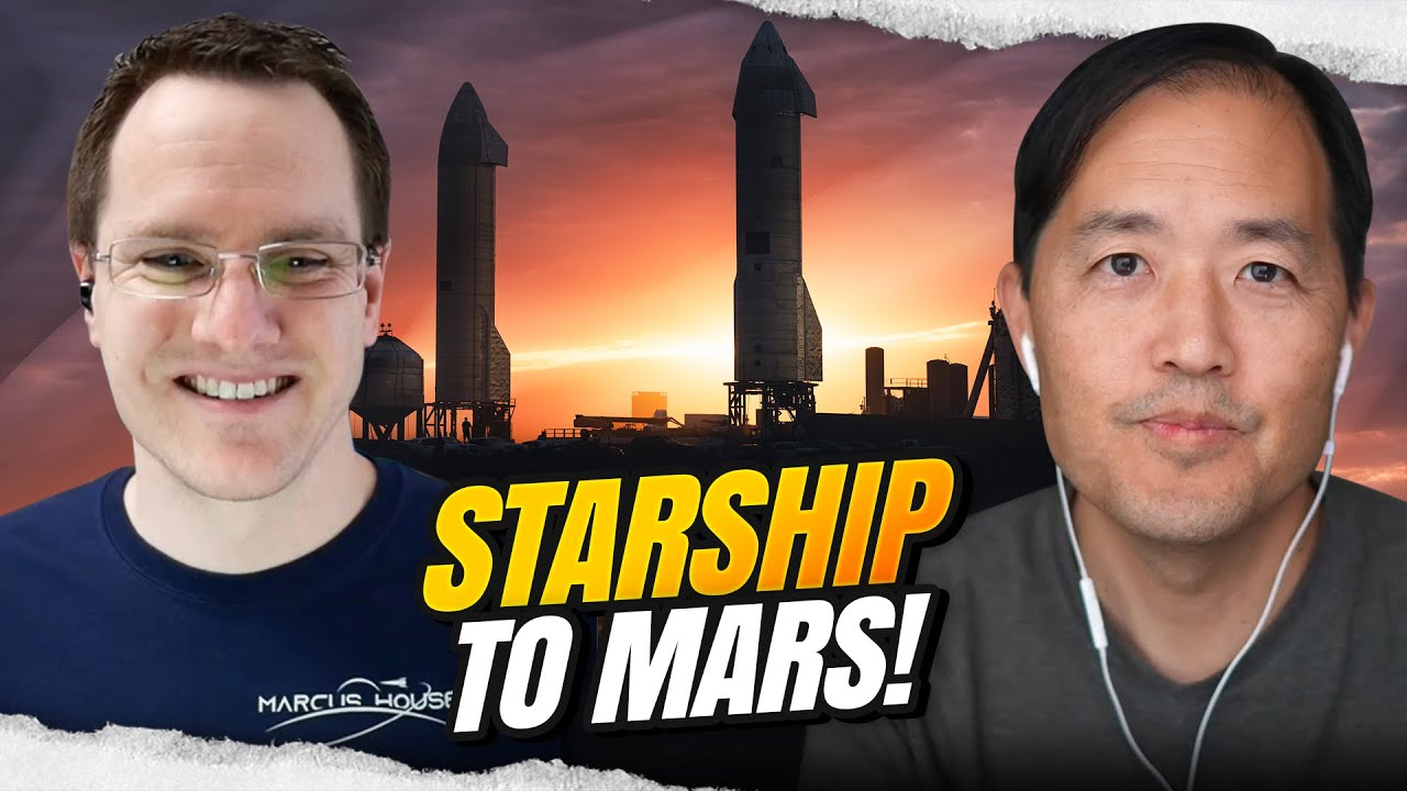 SpaceX Starship, Starlink, Musk vs Bezos w/ Marcus House (Ep. 416)