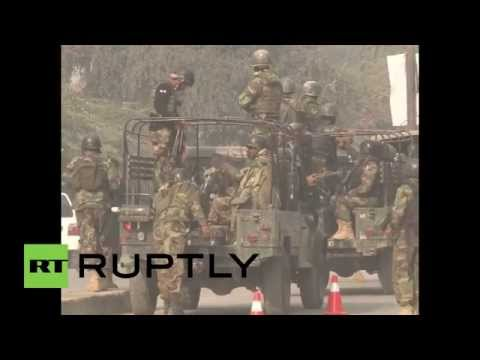 Pakistan: Peshawar Army School ATTACK Kills 21, 500 Held Hostage