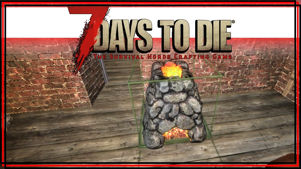 7 days to die how to make forge