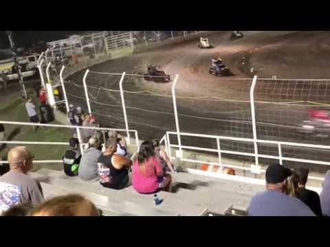 Trey Burke Racing - Airport Raceway, A Class NonWing Micro Feature