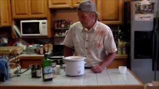 DIY Bees Wax medicinal Hand Cream