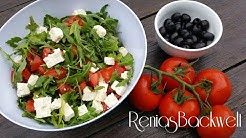 Rucola Salat Ideale Grillbeilage Einfach&Lecker