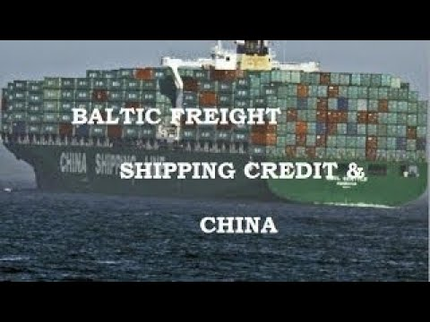 04 15 14 - Macro Analytics- Baltic Freight, Shipping Credit