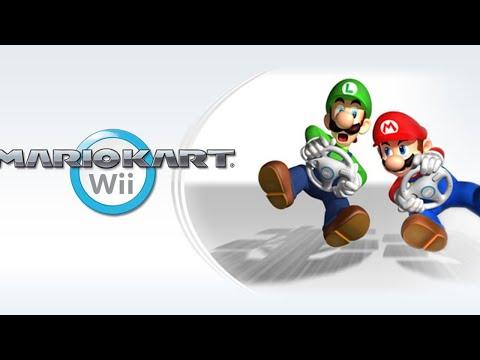 Mario Kart Wii Live Stream, then Super Smash Bros. com join!! :D