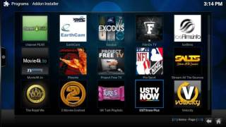 XBMC/KODI - How To Install The NEW Kodi Jarvis and addons