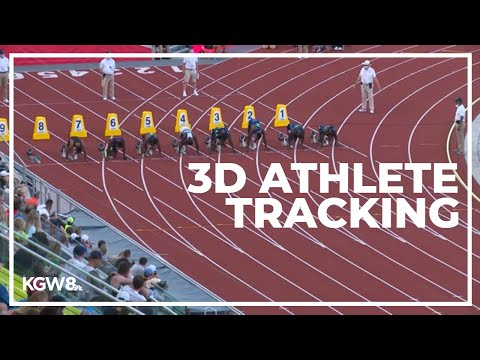 Download Watch Tokyo Olympic sprint races with Intel's 3D athlete tracking technology for the first time