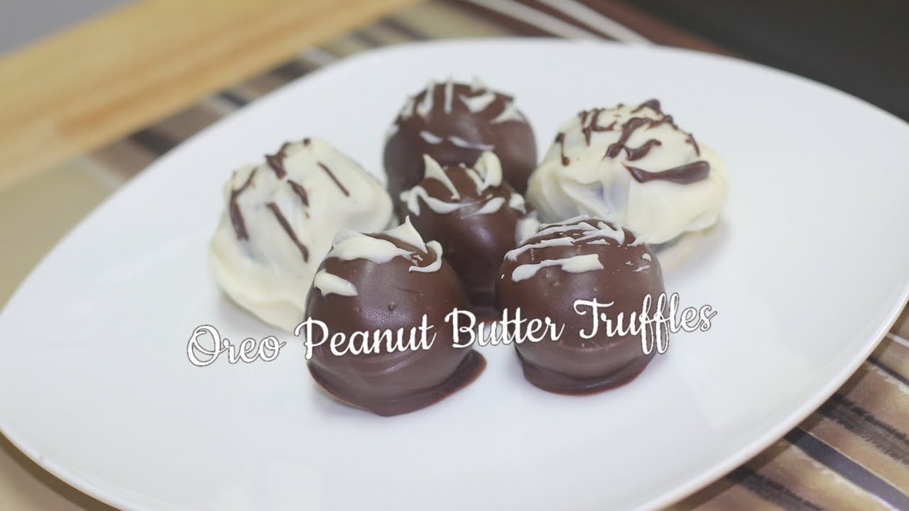 Super Quick & Easy Oreo Truffle Treat from Left Overs - Video Recipe ...