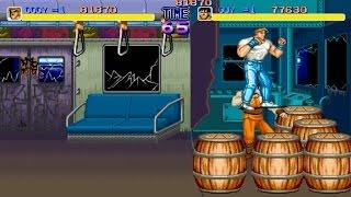[TAS] Arcade - Final Fight (World) (CODY & GUY)  by CReTiNo in 17:01