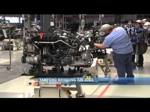 Johnson Controls Und Yanfeng Automotive Trim Systems Co Ltd Saic Bilden Weltweites Joint
