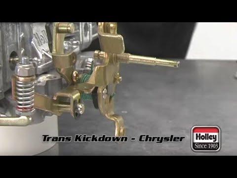 Trans Kickdown - Chrysler