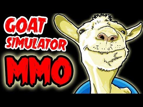 видео: МАГИЧЕСКИЙ КОЗЕЛ - goat simulator - mmo