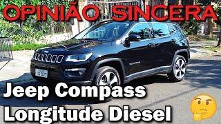 Jeep Compass Longitude Diesel 4x4