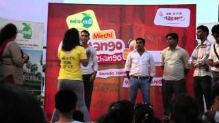 Mango Ke Thango - Radio Mirchi at Centre Square Vadodara