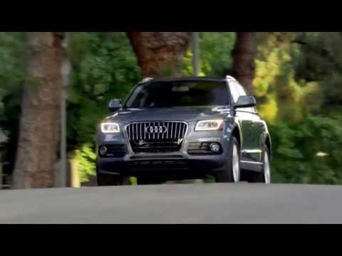 Audi посмеялась над популярностью Lexus RX