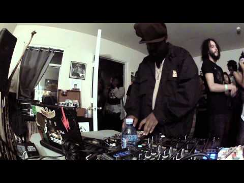 Ras G LIVE Show - Boiler Room Los Angeles