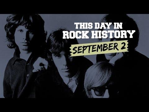 The Doors Make First Demos, Phil Collins Joins Genesis - September 2 in Rock History
