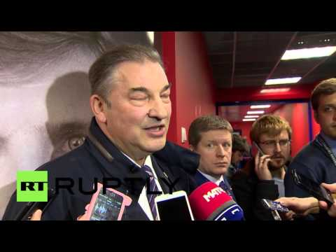 Russia: Ice Hockey Fed chief rejects