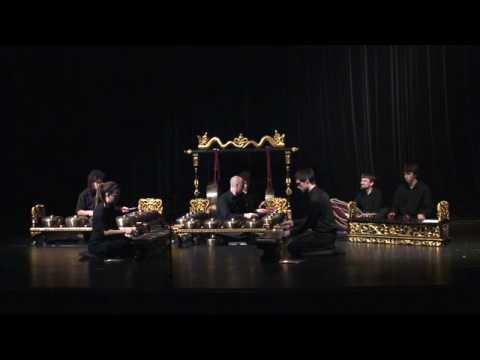 Acadia Gamelan Ensemble - Rumyang