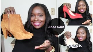 Fall 2015 Shoe Haul (size 11)