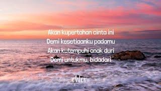 Exist - Janji Padamu (lyrics)