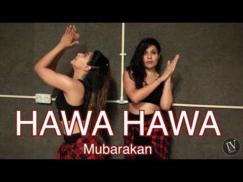 Hawa Hawa | Mubarakan | Veena Babu | Priya Davdra | bollywood dance