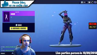 STORE FORTNITE FROM 31 AUGUST 2018! -ITEM SHOP AUGUST 31 2018