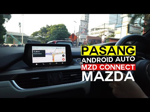 DO IT YOURSELF (DIY) | Instal Android Auto di MZD Connect Mazda (Eng Sub)