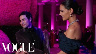 Katie Holmes & Zac Posen on Elegance as the New Sexy | Met Gala 2017