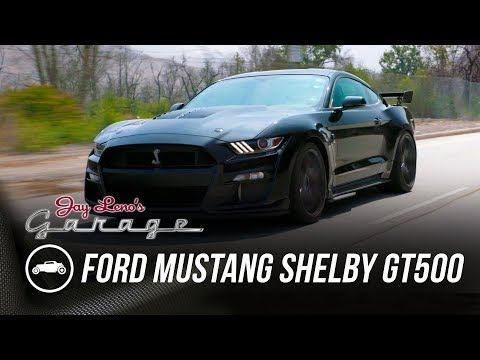 2020 Ford Mustang Shelby GT500 – Jay Leno's Garage