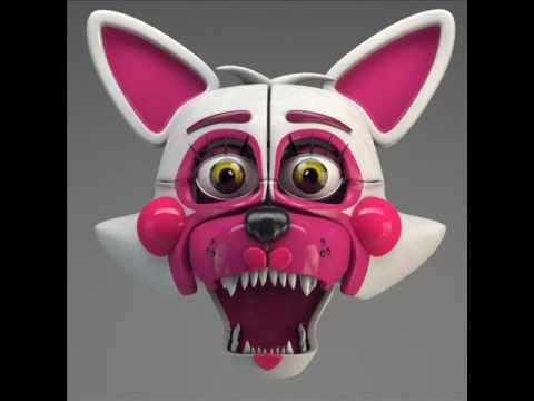 Monster- Meg & Dia (DotEXERemix)FNaF Mangle